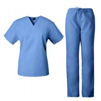 لباس بیمارستانی