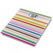 ترازوی دیجیتال بیورر GS27 Happy Stripes