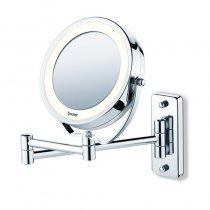 آینه لامپ دار با قابلیت نصب روی دیوار بیورر مدل BS59